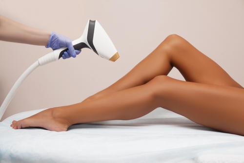 Depilacja laserowa w salonie kosmetycznym