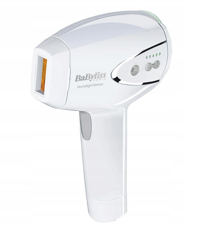 7. Depilator laserowy BABYLISS HOMELIGHT IPL G960E